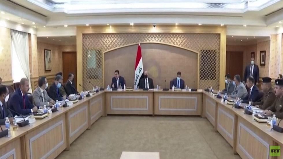 جولة الحوار الاستراتيجي بين بغداد وواشنطن