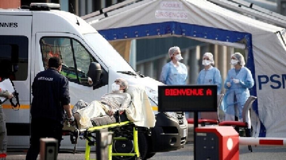 فرنسا تسجل حوالي 85 ألف إصابة و343 وفاة جديدة بكورونا