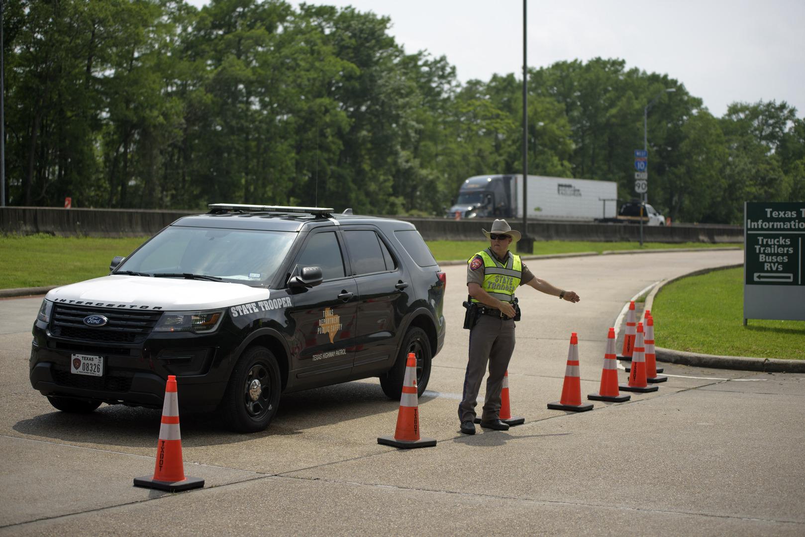إصابات في حادث إطلاق نار بولاية تكساس الأمريكية