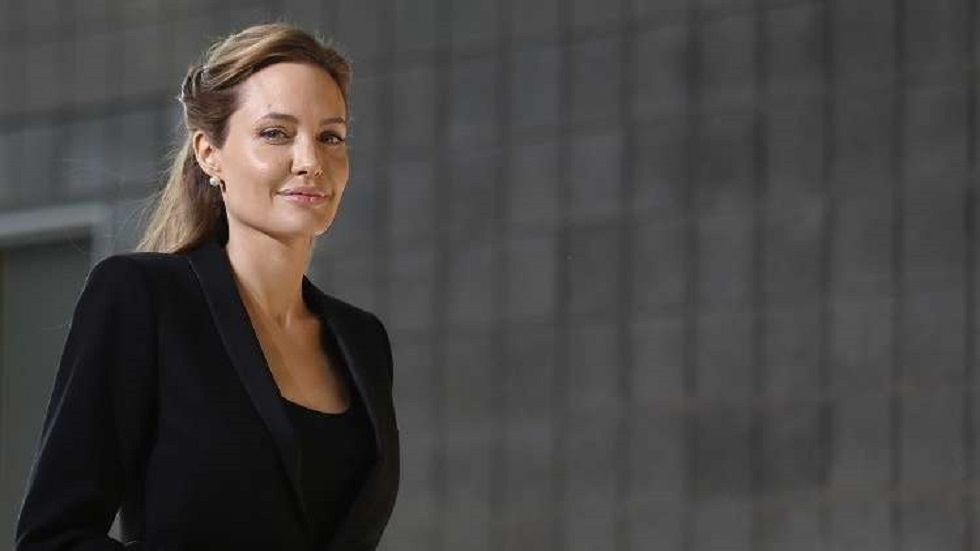Angelina Jolie i Tunesien!