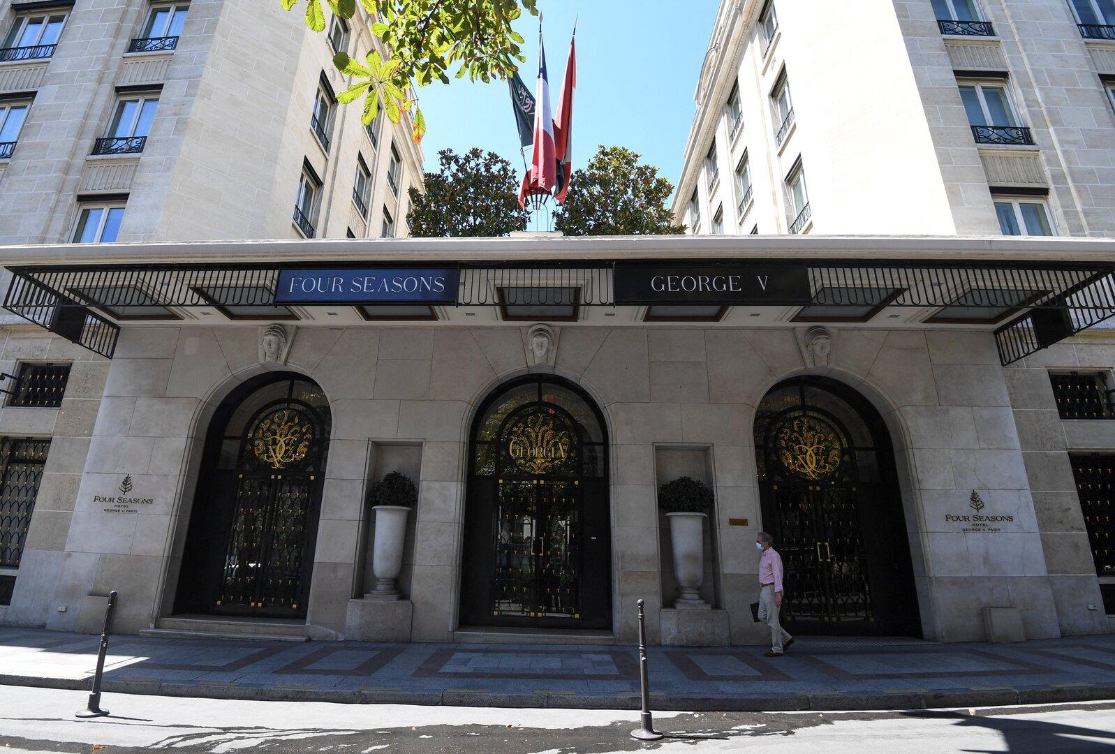 سرقة مجوهرات بقيمة 100 ألف يورو بهجوم مسلحين على فندق فاخر في باريس
