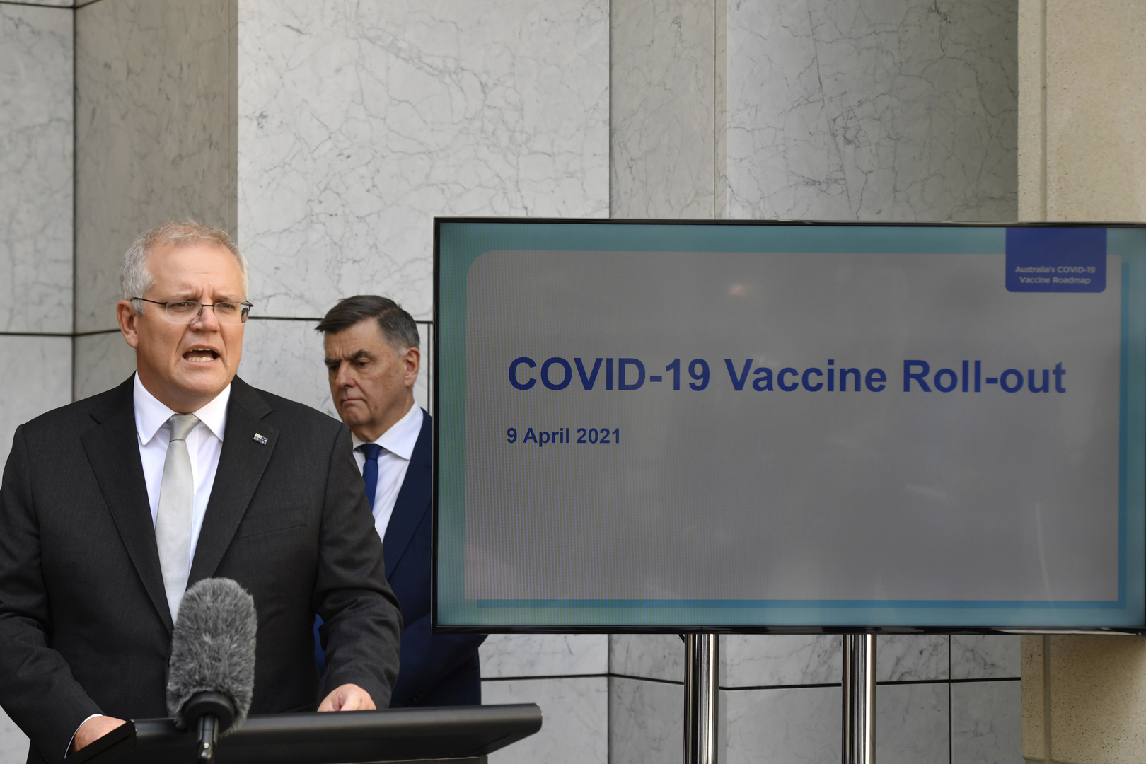 أستراليا تشتري 20 مليون جرعة إضافية من لقاح