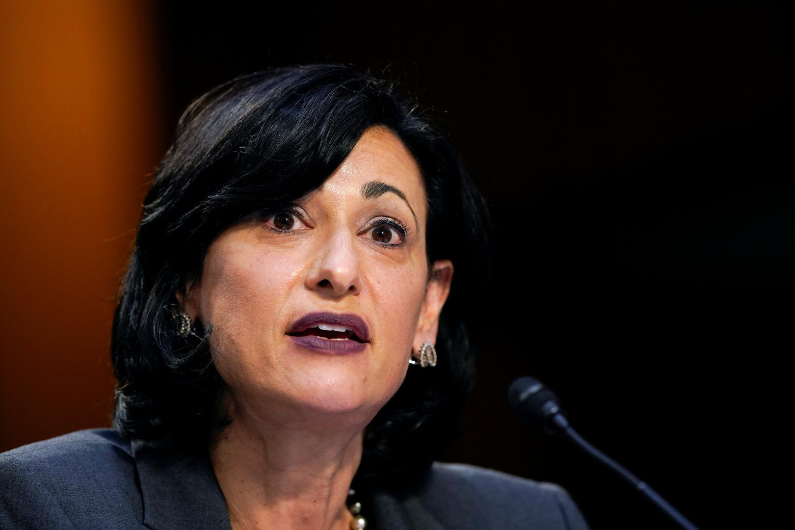 روشيل والينسكي، مديرة المراكز الأمريكية للسيطرة على الأمراض والوقاية