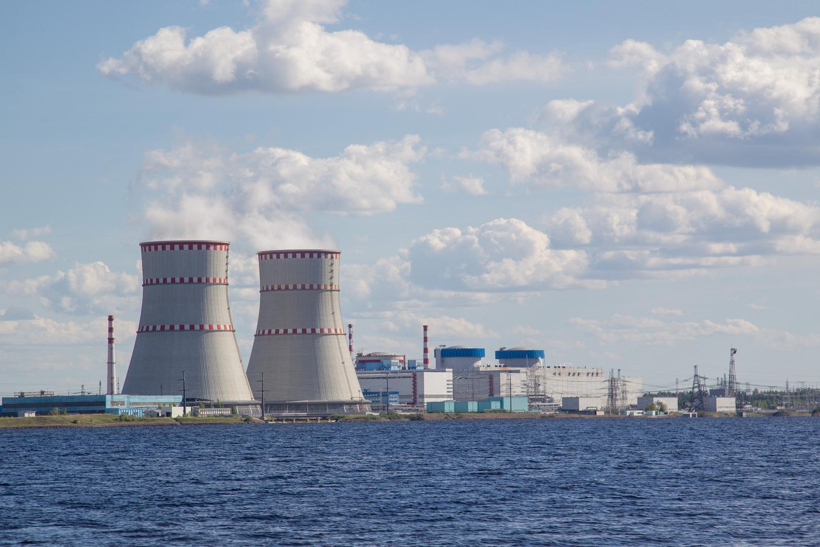 صور تكشف تطورات إنشاء محطة الضبعة النووية في مصر
