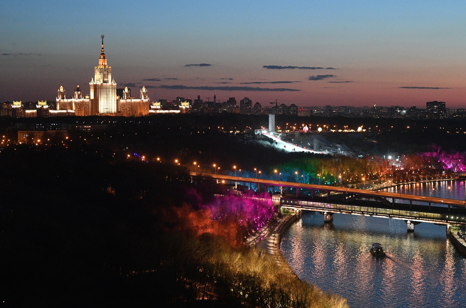 البطالة في موسكو.. الأقل بين أكبر عواصم العالم