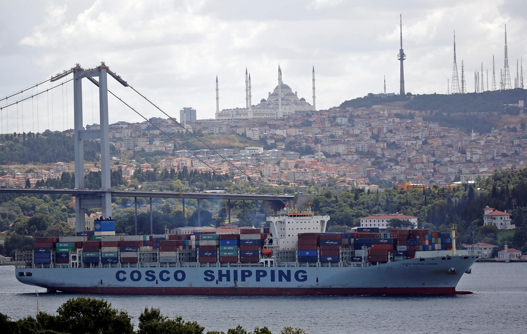 تفاصيل مشروع قناة اسطنبول (صور)