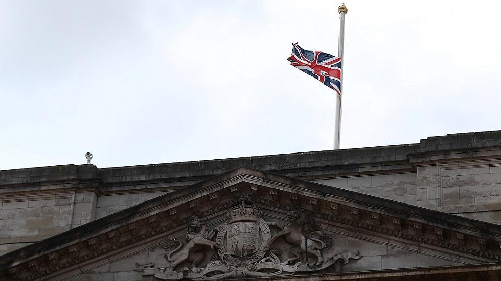 أول زعماء عرب يعزون ملكة بريطانيا في وفاة زوجها