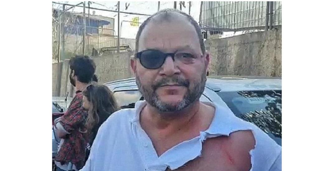 الشرطة الاسرائيلية تعتدي على عضو الكنيست عن القائمة المشتركة عوفير كسيف