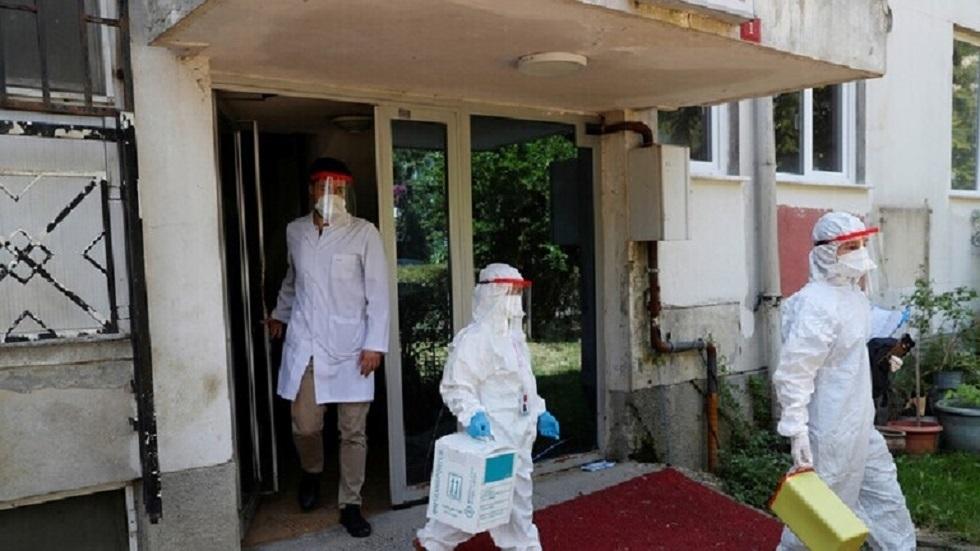 تركيا تسجل 55791 إصابة جديدة بكورونا