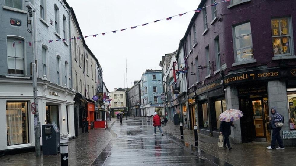 حظر التجوال في إيرلندا - أرشيف