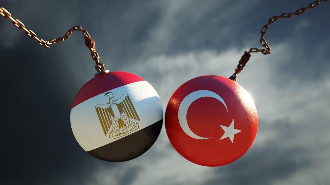 مصر تعلق مؤقتا محادثات تطبيع العلاقات مع تركيا
