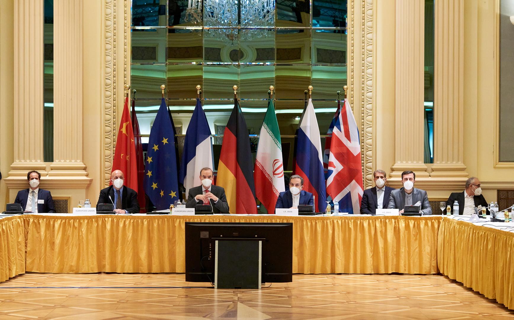 اجتماع اللجنة المشتركة لخطة العمل المشتركة الشاملة في فيينا بشأن الاتفاق النووي الإيراني