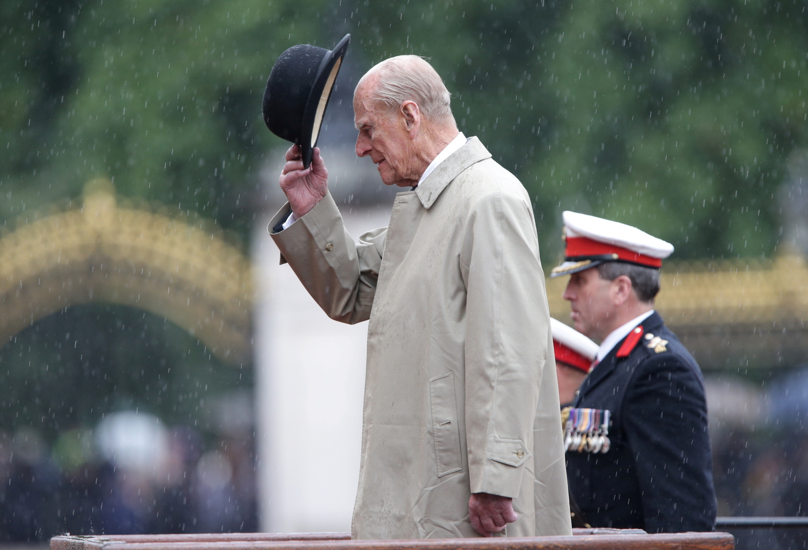 الأمير الراحل فيليب: