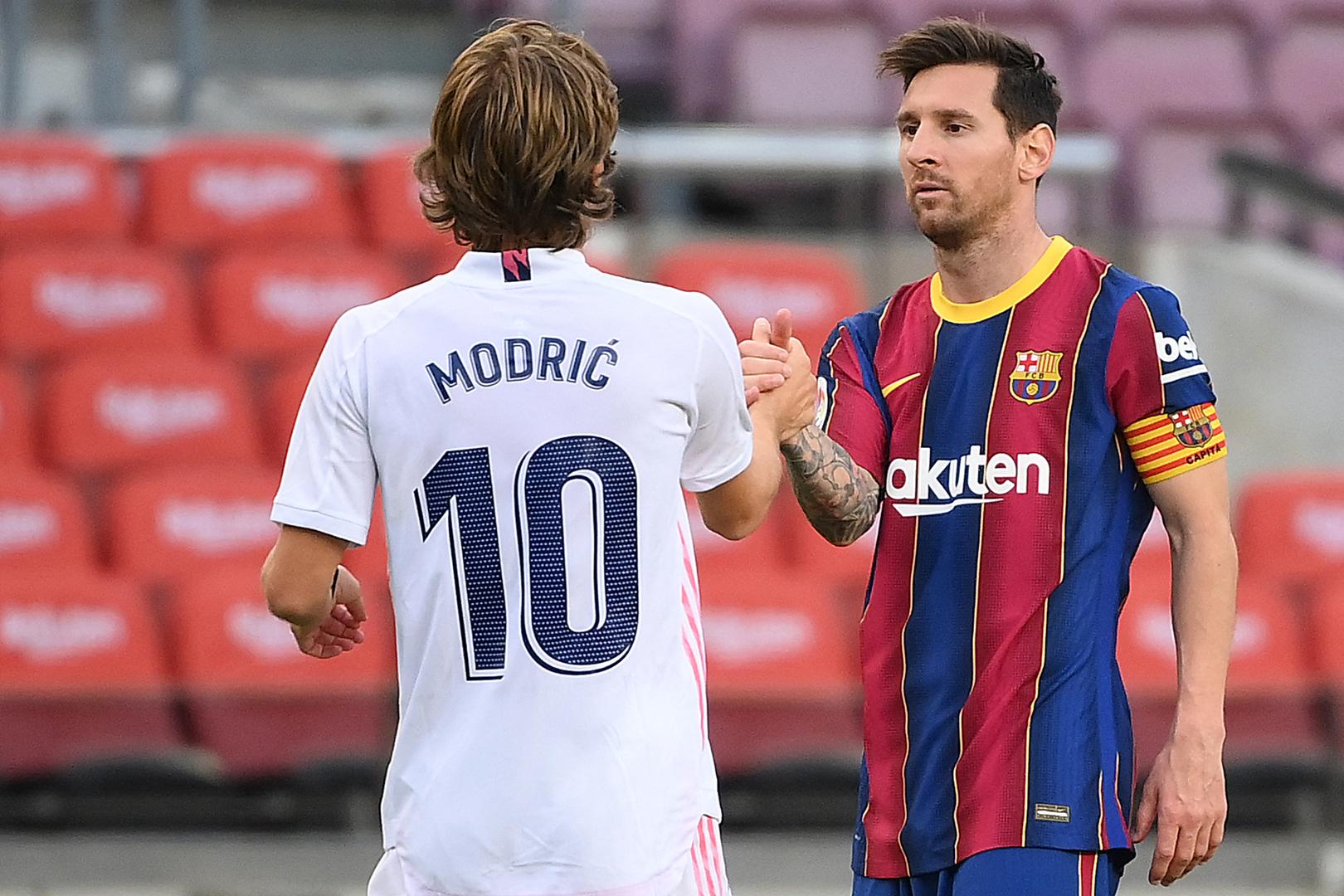 تشكيل برشلونة المتوقع أمام ريال مدريد الليلة في