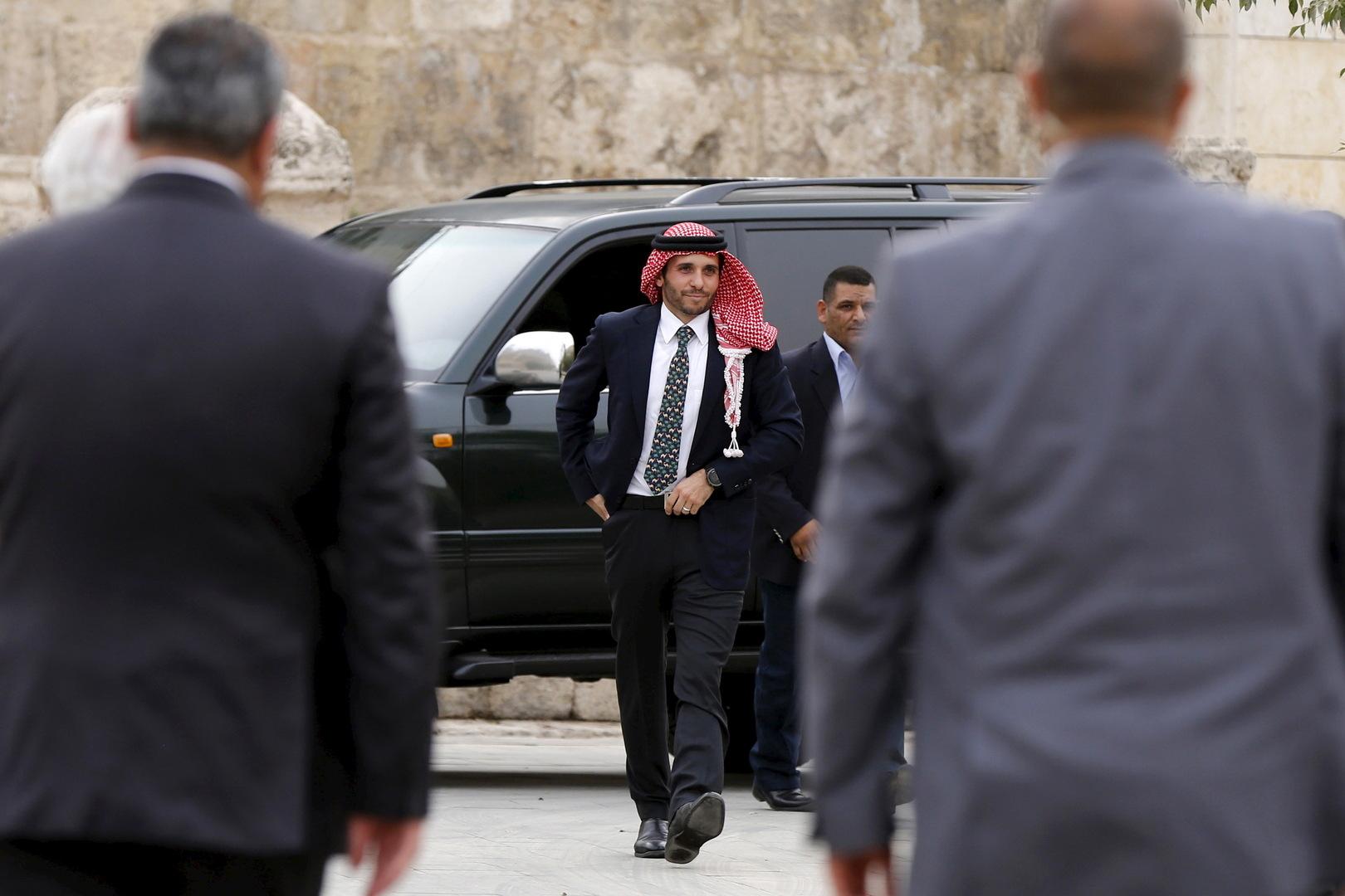 عضو في مجلس الأعيان الأردني يؤكد معلومات عن مكان إقامة الأمير حمزة (فيديو)