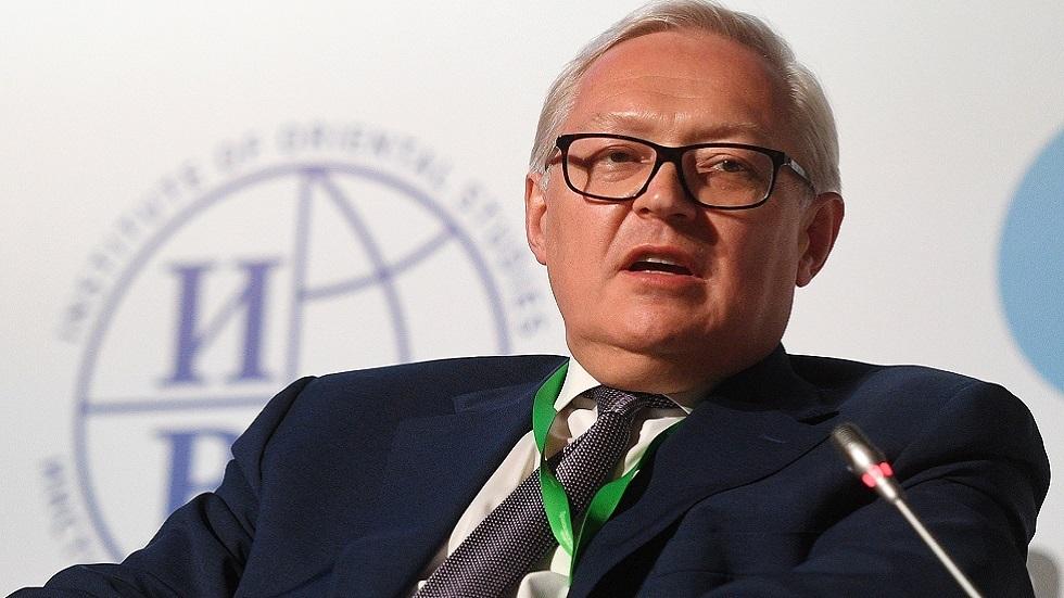 سيرغي ريابكوف، نائب وزير الخارجية الروسي (صورة أرشيفية)