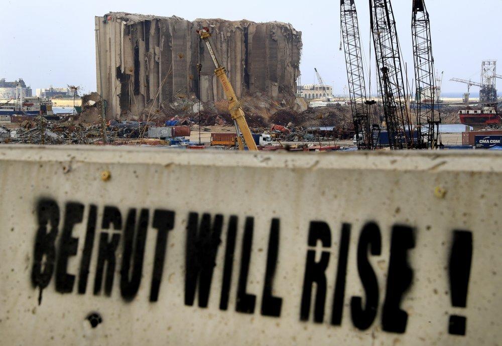 عقب مبادرة ألمانية.. شركة فرنسية تقترح إعادة إعمار مرفأ بيروت خلال 3 سنوات