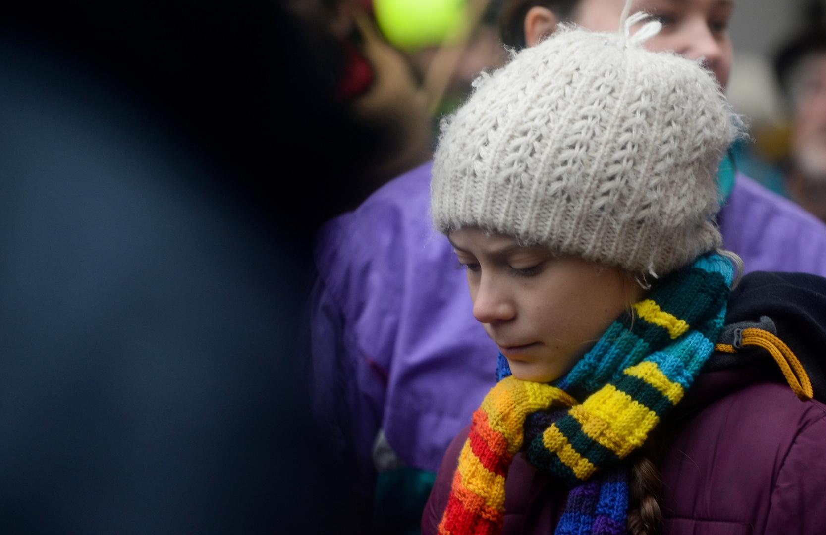 لماذا ترفض غريتا تونبرغ حضور مؤتمر أممي حول المناخ؟