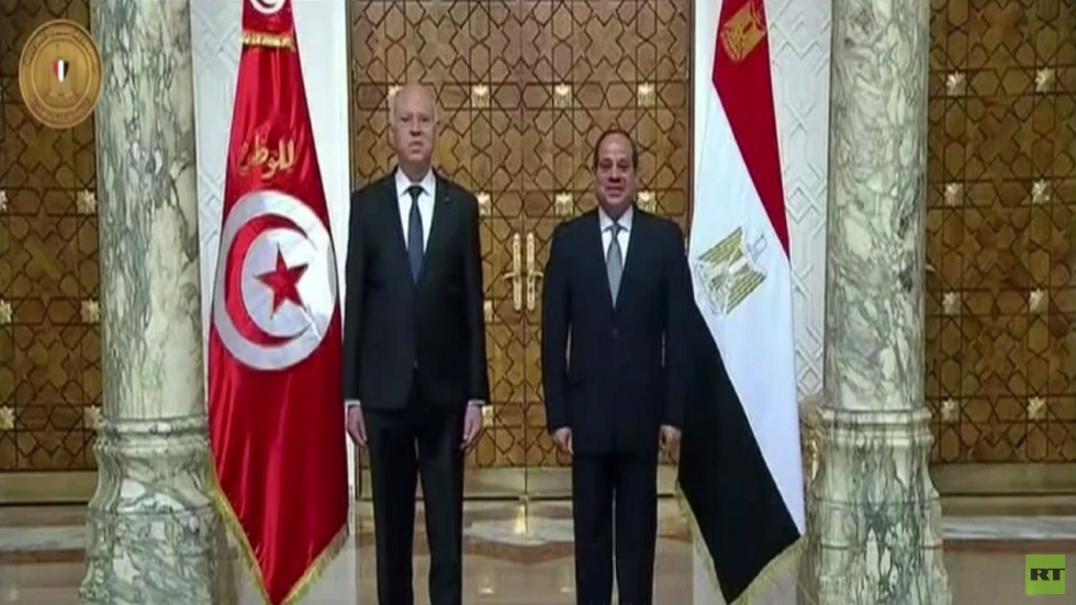 السيسي يؤكد ضرورة حفظ حقوق مصر المائية
