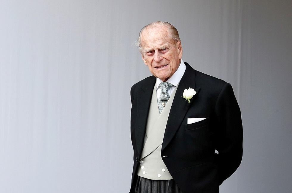 جونسون لن يحضر جنازة الأمير فيليب