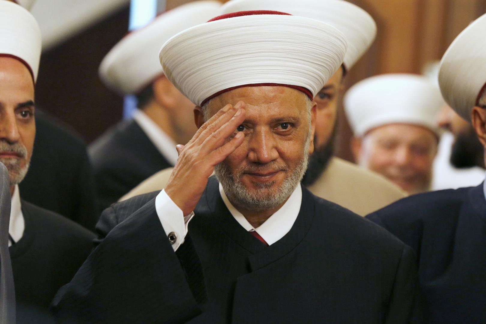 مفتي الجمهورية اللبنانية، عبد اللطيف دريان