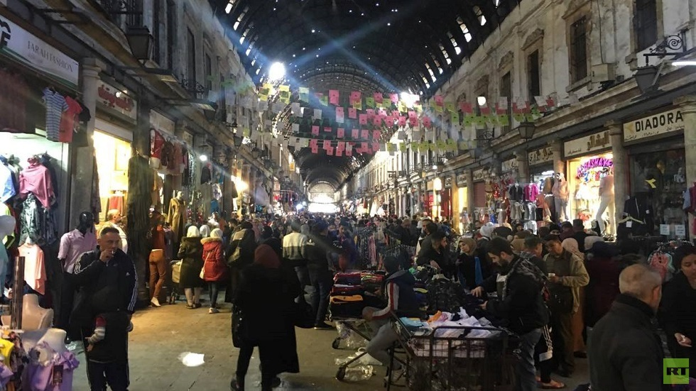 سوريا.. أسعار جديدة للدولار خلال شهر رمضان