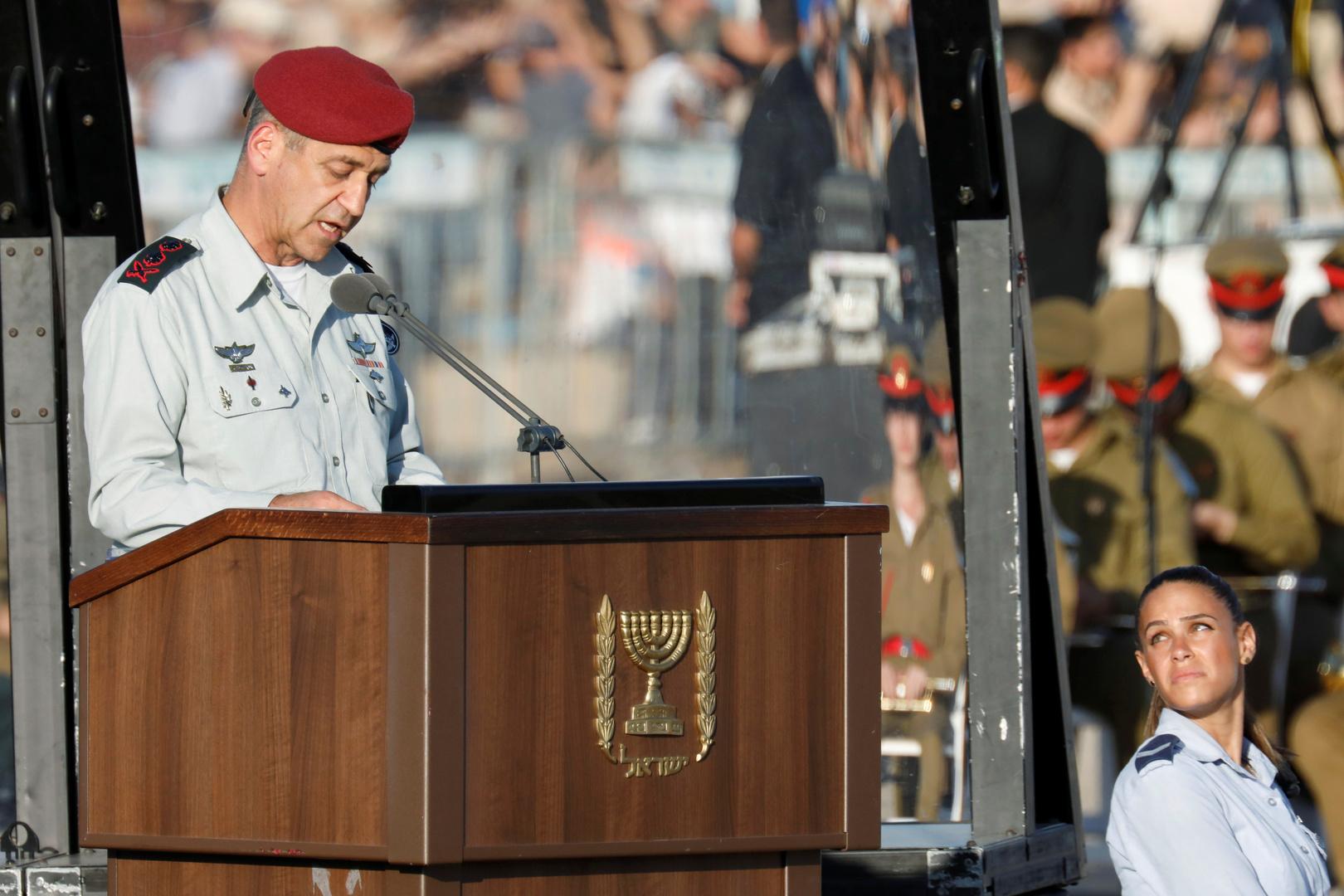 عقب حادث في موقع نطنز الإيراني.. قائد أركان إسرائيل يتحدث عن