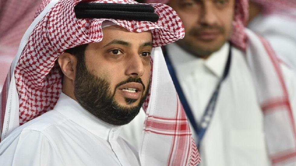 تركي آل الشيخ يغلق التعليقات على