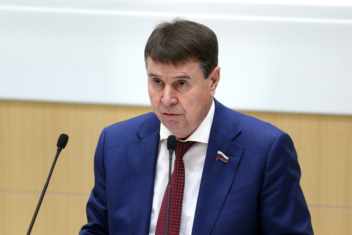 برلماني روسي: تصريحات بلينكن حول قلق واشنطن على أوكرانيا ضرب من النفاق