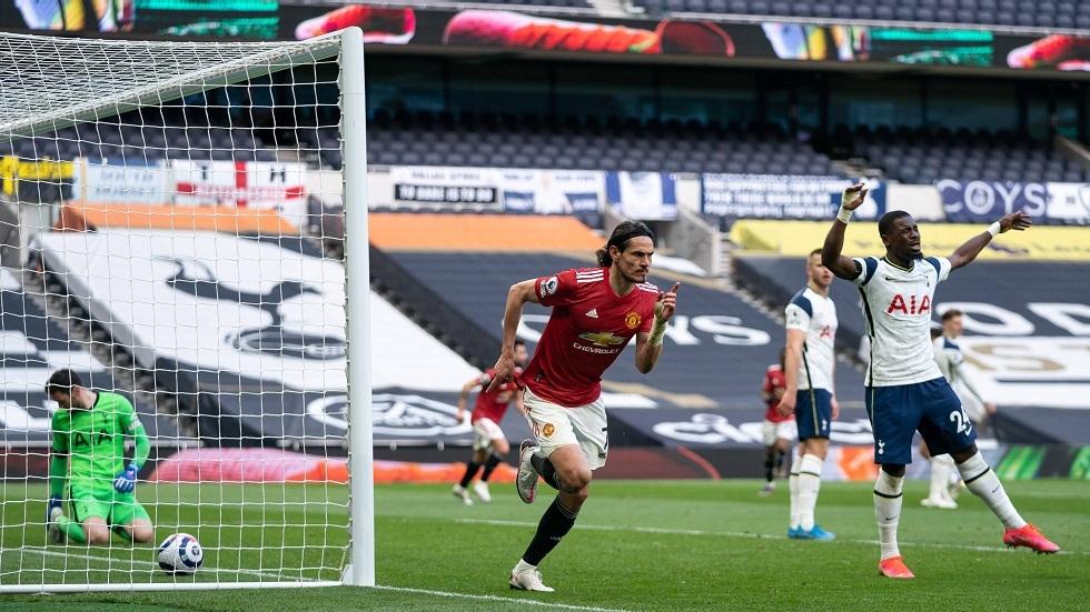 مانشستر يونايتد يقلب تأخره إلى فوز مثير على توتنهام (فيديو)
