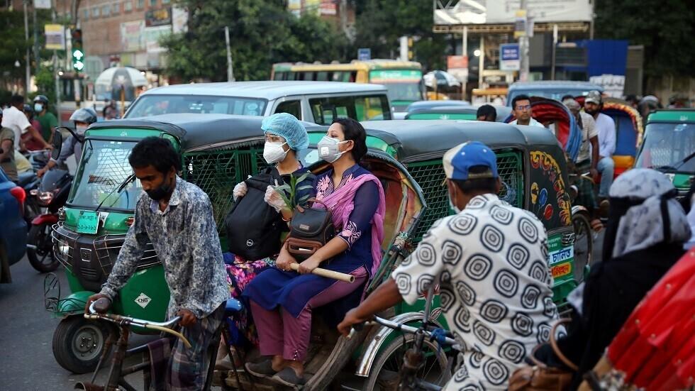 بنغلاديش تعلن حظر السفر الجوي لأسبوع بسبب كورونا