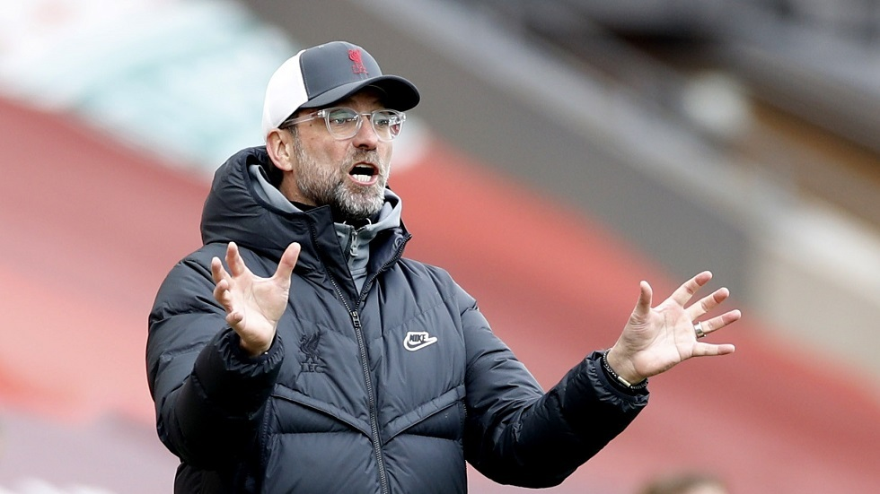 مدرب ليفربول يخطط لخطف نجم برشلونة