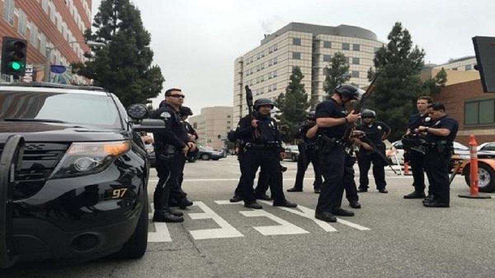 مقتل مشتبه به وإصابة 3 من الشرطة في إطلاق نار بولاية جورجيا الأمريكية