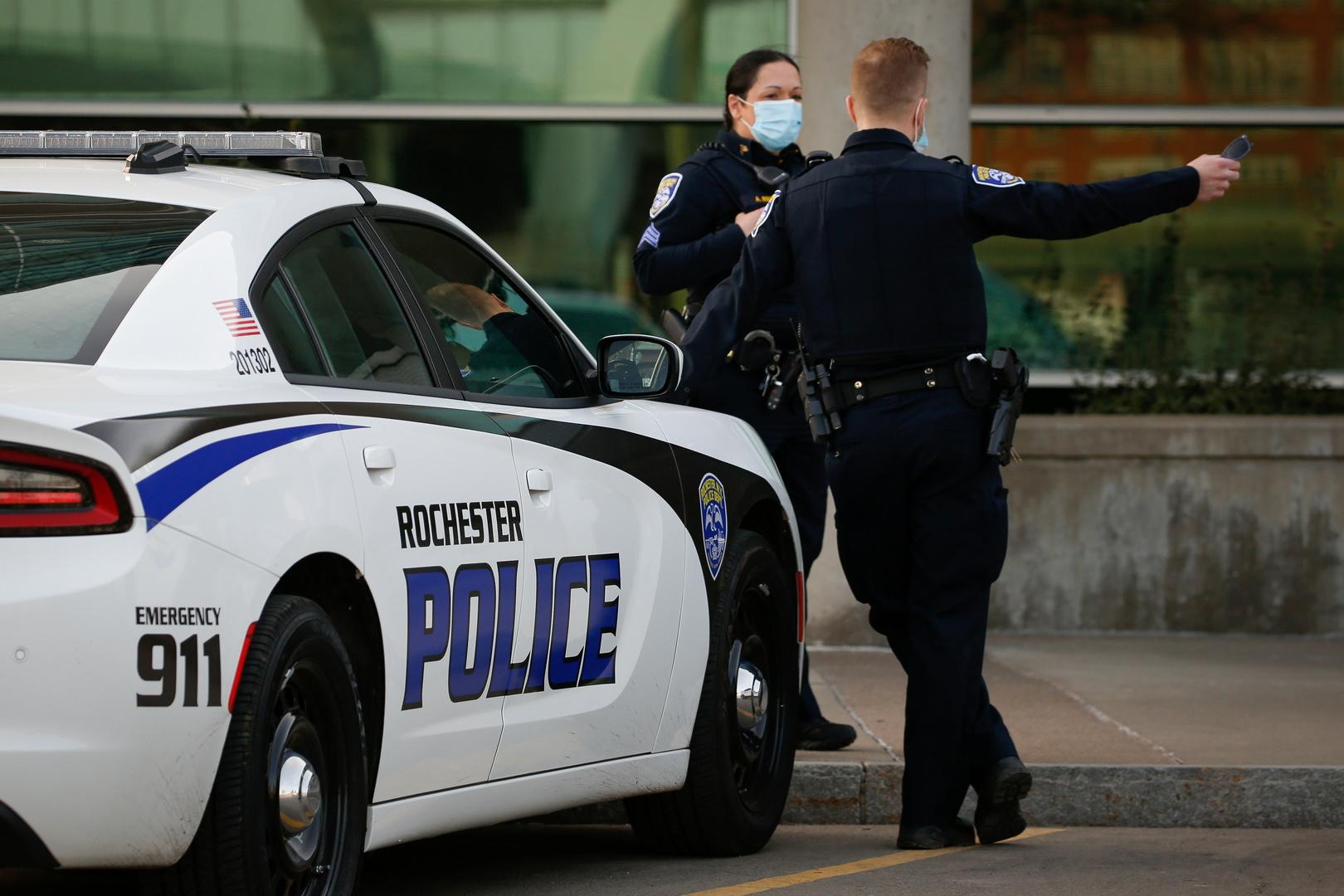 شرطة مينيابوليس الأمريكية.. قتل المواطن الأسمر لم يكن مقصودا