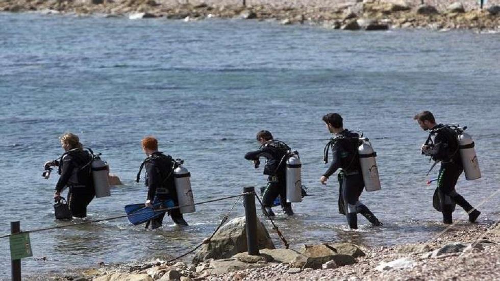 عثر على أجزاء منها عام1994.. بعثة أثرية تكشف عن مقدمة سفينة غارقة بجزيرة سعدانة بالبحر الأحمر