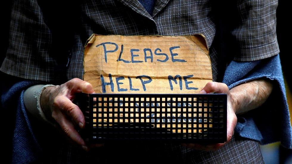 الفقر والتسول في العالم بسبب كورونا