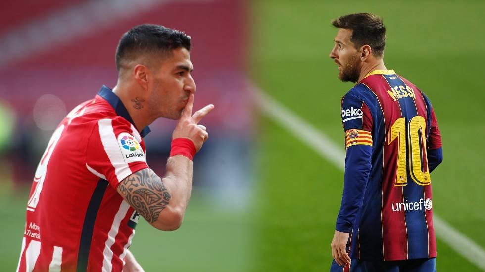 الكشف عن موعد مواجهة برشلونة وأتلتيكو مدريد الهامة