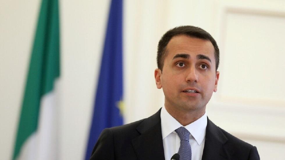 أول بلد يوفد وزير خارجيته إلى واشنطن.. الإيطالي لويجي دي مايو يزور الولايات المتحدة