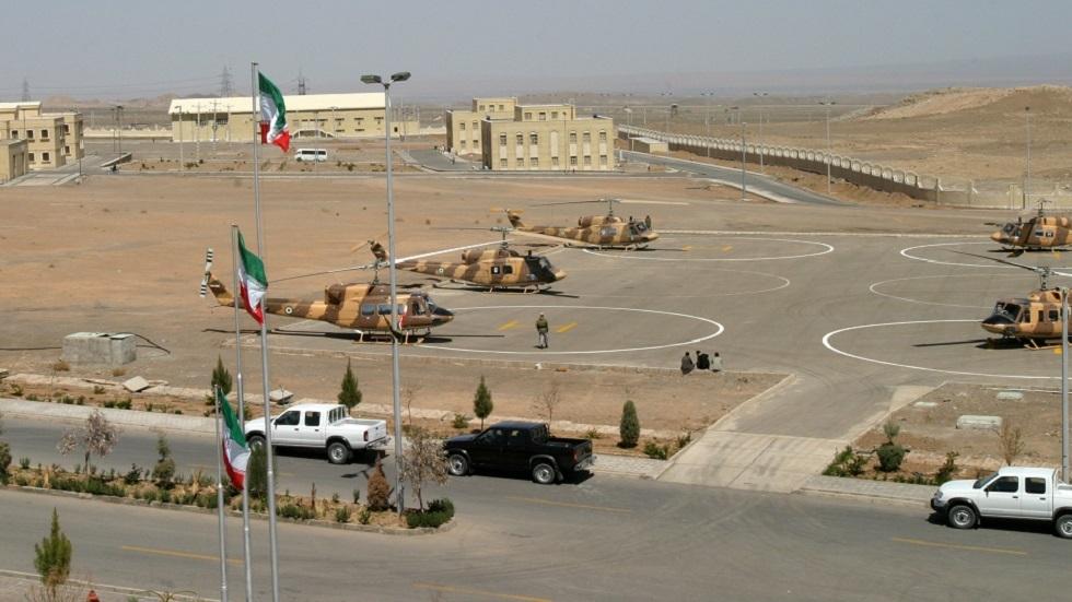 منشأة نطنز النووية الإيرانية (صورة أرشيفية)