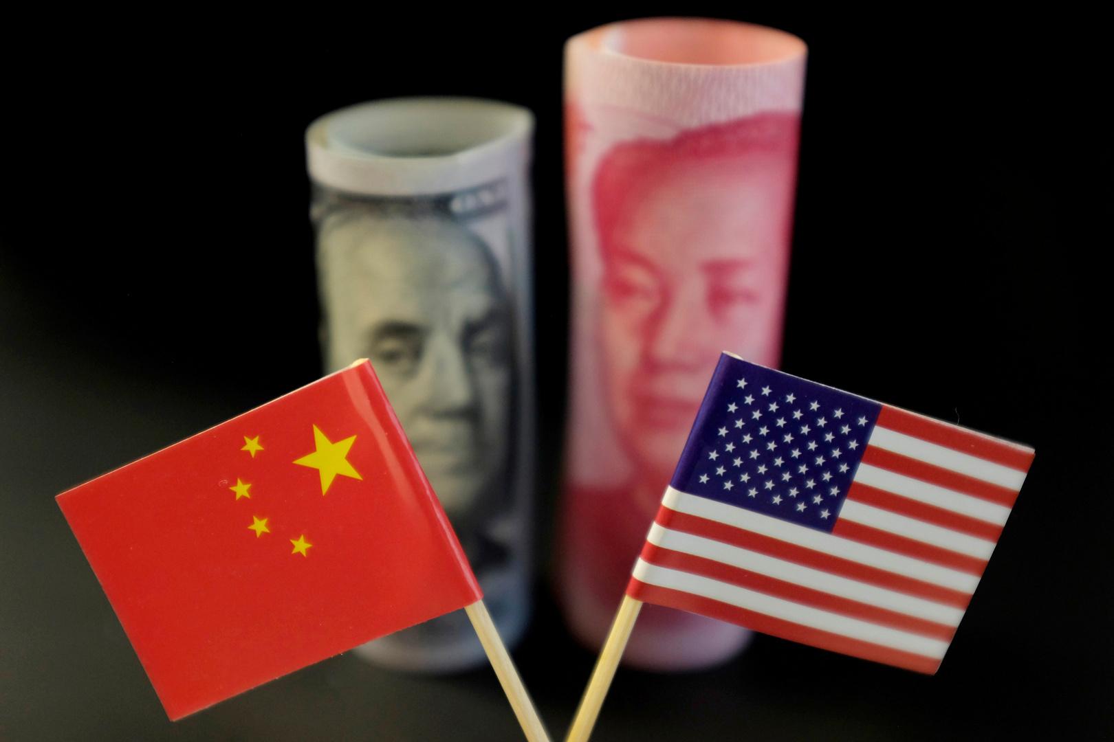 فائض الصين التجاري مع الولايات المتحدة ينخفض إلى نحو 21  مليار دولار