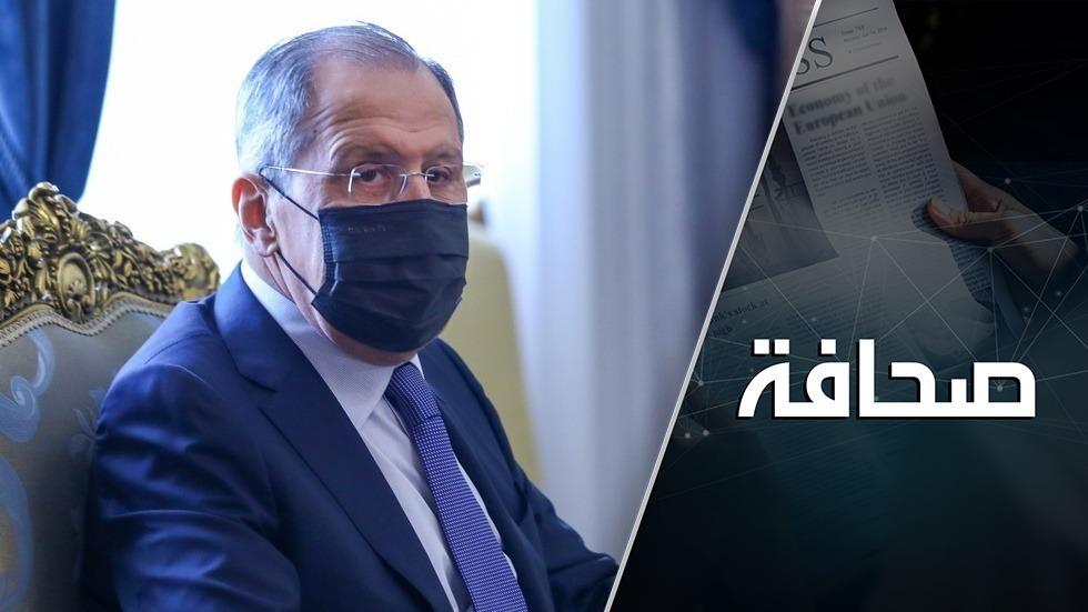 لافروف يرسل إشارة من مصر إلى تركيا