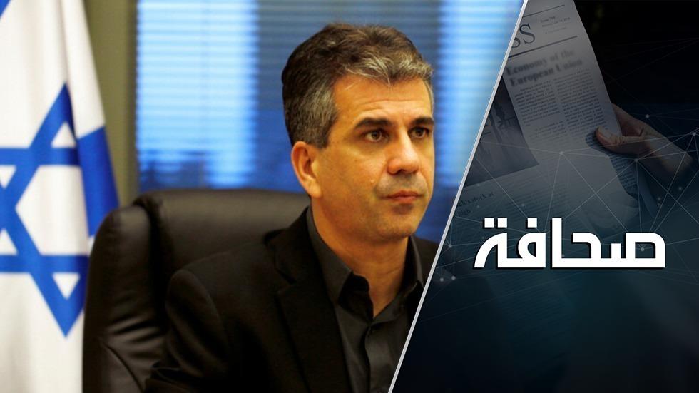 إسرائيل توغر صدر بايدن ضد إيران
