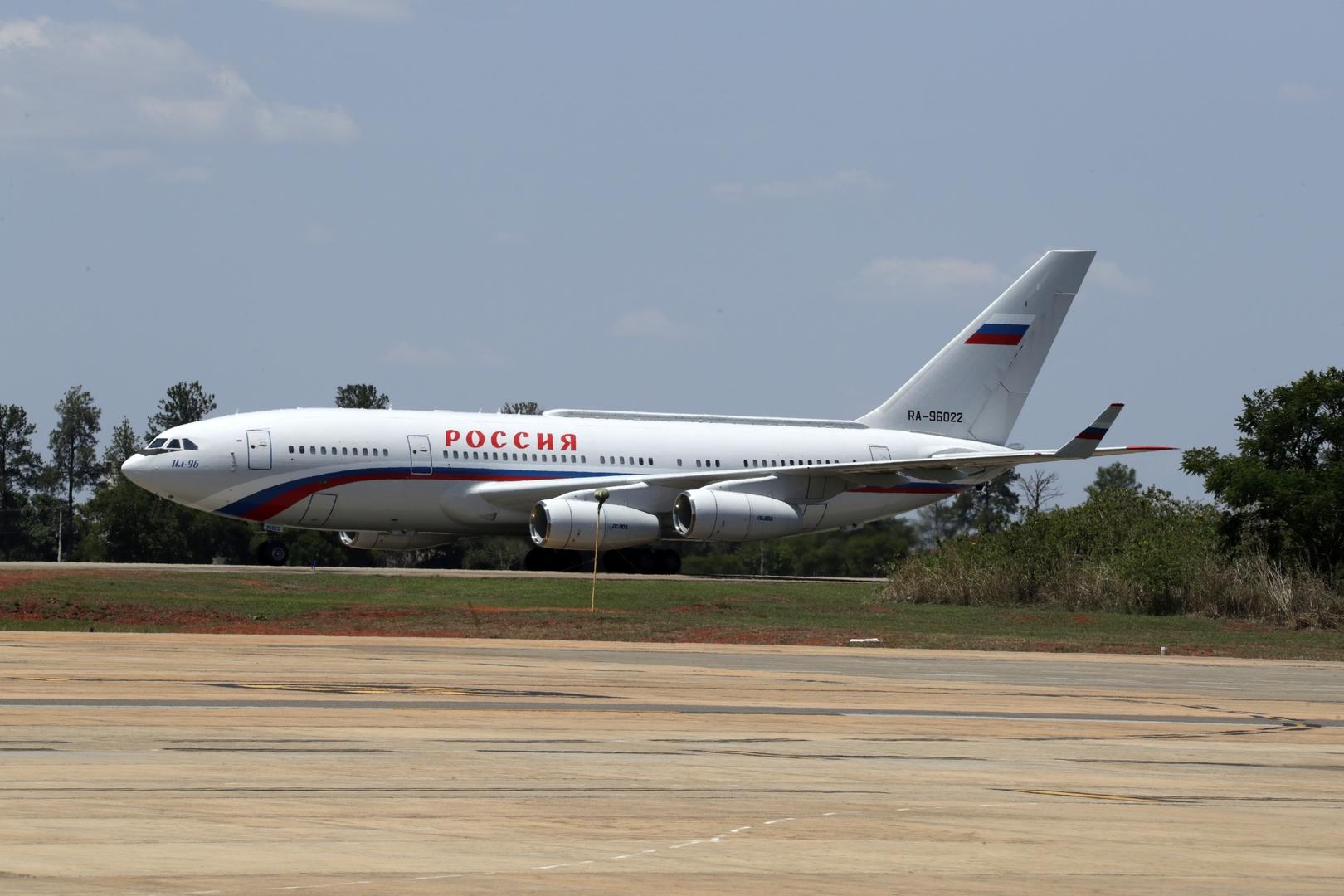 الطائرة الرئاسية الروسية، أرشيف
