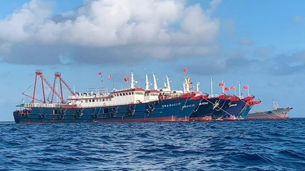 الفلبين تستدعي السفير الصيني للاحتجاج بشأن الشعاب المرجانية