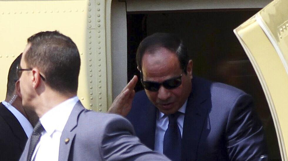 السيسي يأمر الحكومة برفع كفاءة قنوات المياه الفرعية في مصر