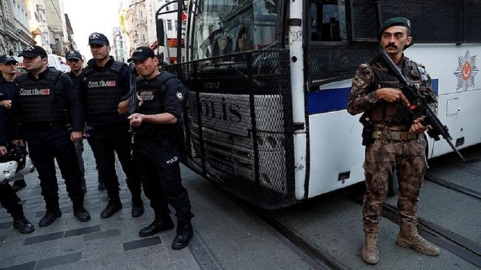 الأمن تركيا - أرشيف
