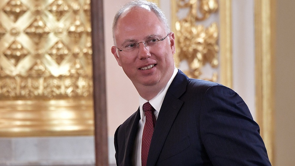 رئيس الصندوق الروسي للاستثمارات المباشرة كيريل دميترييف