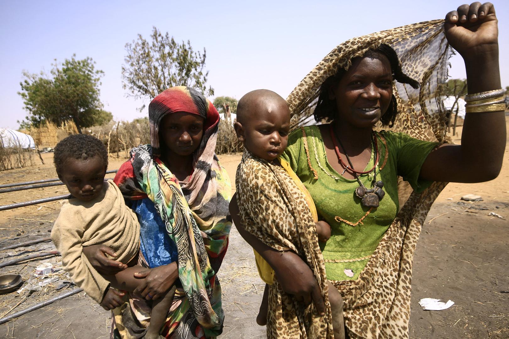 إقليم درافور السوداني