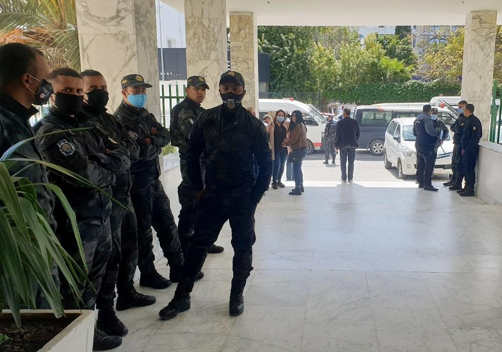 وكالة الأنباء التونسية تتخذ قرارا صارما بعد اقتحام الأمن لمقرها