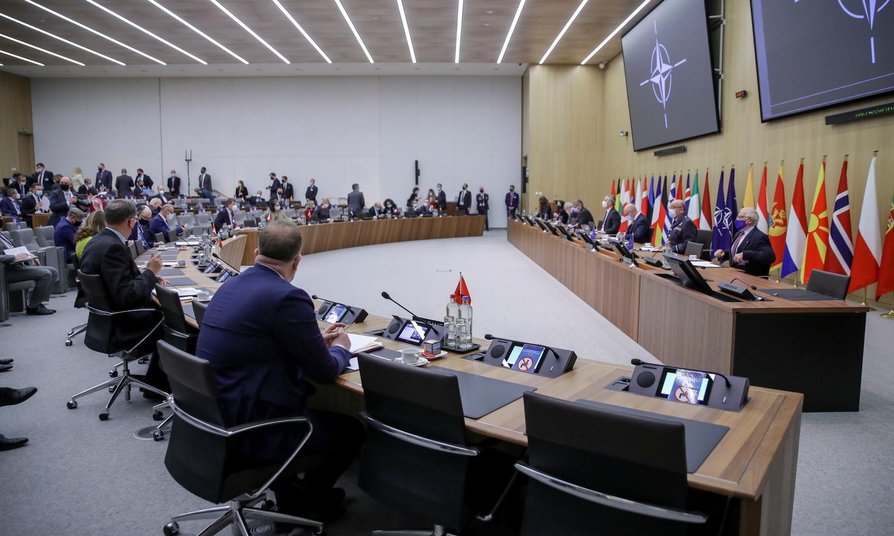 الناتو يعقد اجتماعا طارئا لوزراء الخارجية والدفاع